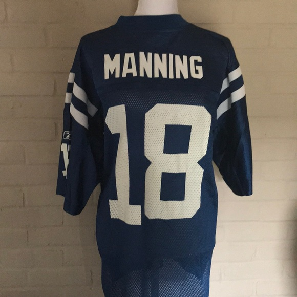 brand new f5fac ec7f0 Peyton Manning Jersey Men's Medium